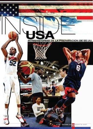 Gigantes papel: El prestigioso periodista Chris Sheridan te cuenta desde dentro cómo se ha construido el USA Team