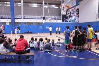 Concurso de Tiro entre las sedes de Getafe y Tres Cantos del Campus Gigantes
