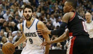 Según la ESPN el entorno de Ricky Rubio habría pedido el traspaso a los Wolves