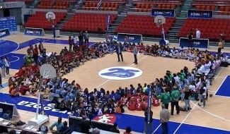Revive la jornada inaugural de la Liga Jr NBA-FEB. ¿Has visto qué equipazos? ¡Showtime! (Vídeo)