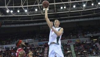 Porzingis, el jugador de mayor envergadura en el draft: ¡228 centímetros!