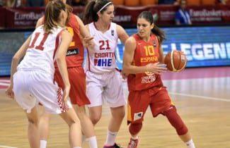 España empieza la segunda fase fuerte. Barre a Croacia por 43 puntos (52-95)
