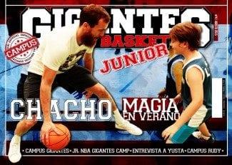 Gigantes Junior. ¡Exitazo de nuestros Campus de verano!