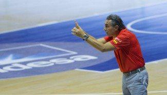 Sergio Scariolo: «A la defensa individual le ha faltado chispa y concentración»