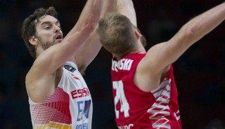 Los triples de Gasol fueron la solución ante Polonia (80-66). ¡Grecia espera en cuartos!