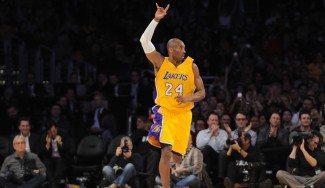 LeBron, sobre el mal momento de Kobe: «No tiene que ver con su edad»