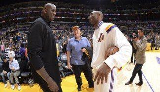 Shaq aparca rencillas y saca la cara por Kobe: «El mejor laker de la historia»