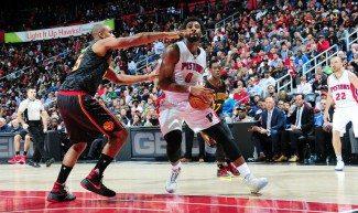 Los Pistons firman la remontada del año en Portland. Jackson (40) y Drummond (29+27) lo hacen posible