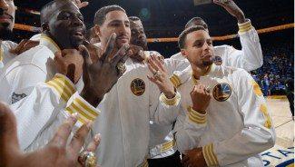 Insaciables Warriors. El mejor arranque de sus 70 años (10-0) pasa por ganar en Memphis y Minnesota