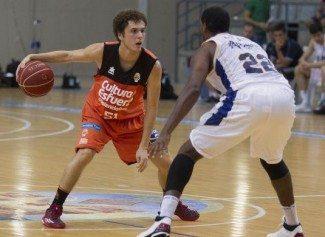 Un debutante a lo 'Ricky Rubio', cedido al Valladolid por el Valencia Basket