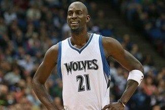 'Papá' Garnett y  sus '14 hijos'. ¿Qué jugadores NBA han nacido después de su debut?