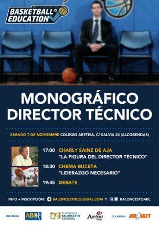 La Asociación de Baloncesto Colegial analiza el papel del Director Técnico