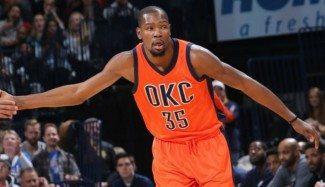 ¿Retirarán los Thunder la camiseta de Durant? En OKC lo empiezan a pedir