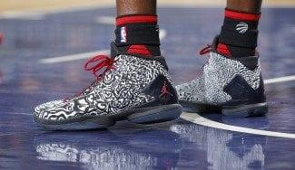 Biyombo y las zapas: de no poder estrenar a ser la envidia en los Raptors por sus Jordan