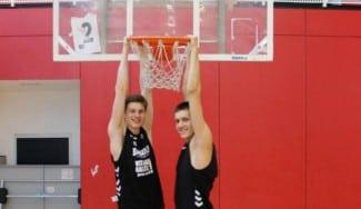 Los dos baskonistas que irán al Jordan Brand: «Sabíamos que iríamos por sus miradas mientras entrenábamos»