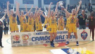 ¡Campeón de España! El Gran Canaria acaba con la final del CE con un parcial de 21-0 al Sant Adrià