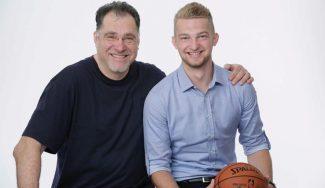Domantas Sabonis, antes del Draft: «Nunca he jugado un 1 contra 1 con mi padre» (Vídeos)