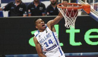 Eurobasket: Los hermanos Antetokounmpo y cuatro ex ACB, en la preselección de Grecia