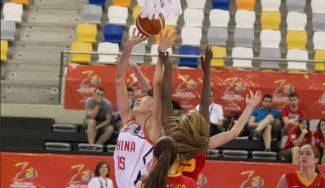España se queda fuera de las medallas en el Mundial Sub-17. La gigante china Han acaba con el sueño