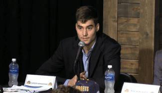 Juancho, presentado por los Denver Nuggets: «Jugaré la Liga de Verano y luego decidirán»