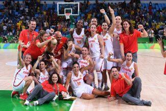 Son leyenda: España vuelve a ganar a Serbia en Río y jugará la final de los Juegos