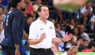 """Coach K lo tiene claro: """"No lucharíamos por el oro si DeAndre no hubiera jugado tan bien"""""""