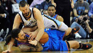 Marc, líder de Memphis ante un desquiciado Westbrook: expulsado sin asistir (Vídeo)