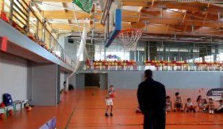 ¡A lo Curry! Iker Checa, del Campus Gigantes de Alcalá, enchufa sin parar (Vídeo)