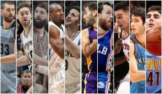 'Queridos Reyes Magos'. Carta de Jose Ajero pidiendo regalos para los 10 españoles NBA