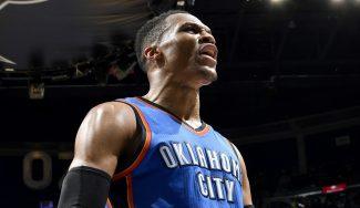 Multimillonaria renovación de Westbrook con los Thunder: supera a Curry y a James Harden