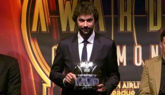 """""""Un honor recibir este premio"""". Sergio Llull, tercer español MVP de la Euroliga (Vídeo)"""