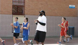 Ronny Turiaf, del anillo de campeón al Jr NBA Gigantes Camp. Así fue el 5º día (Vídeo)