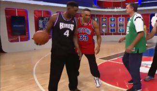 Lección magistral en TV: Grant Hill explica cómo defender a Durant y a LeBron (Vídeo)