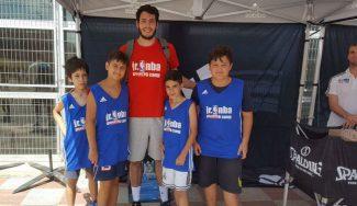 Un día para recordar: Felipe Reyes, Abrines y Juancho Hernangómez, en el JR NBA