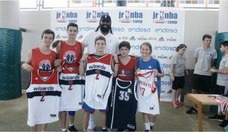 Los Wizards, ganadores de la Summer League Jr NBA Gigantes Camp. Así ha sido la final (Vídeo)