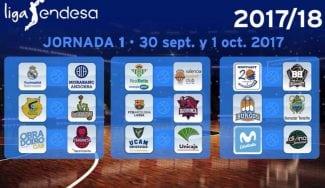 La ACB redefine el calendario: Sito debuta en el Palau ante Baskonia. Consúltalo todo, aquí