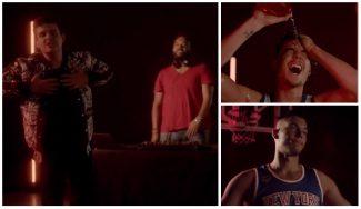 Espectacular canción del NBA 2K18: Arkano, Carlos Jean, Willy y Juancho, protas (Video)