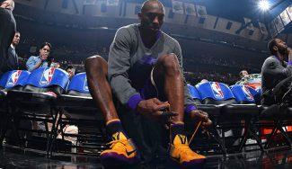 ¿Cuáles son las zapatillas más populares entre los jugadores NBA? Kobe se impone a Jordan