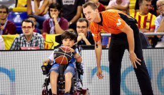 El Palau, con Bruno: detallazos del Barça con un niño que sufre una enfermedad rara (Vídeo)