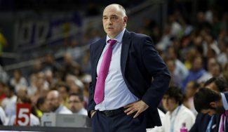 Lo que dice Laso tras la lesión de Sergio Llull, seria duda para la Copa ACB