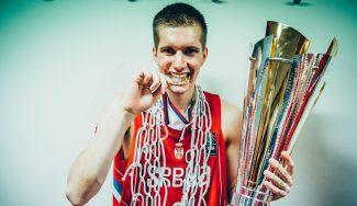 Una perla serbia ex del Baskonia llega a la NCAA: Filip Petrusev, a Gonzaga (Vídeo)