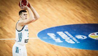Es la amenaza eslovena para España y apunta a NBA: Cancar se destapa con 20 años (Vídeo)