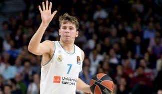 Luka Doncic, sobre su marcha a la NBA: «Todavía no es seguro»