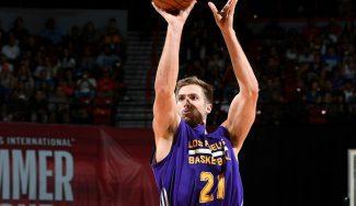 Dos ex ACB se combinan con 66 puntos en una oda anotadora en la Liga de Desarrollo (Vídeo)