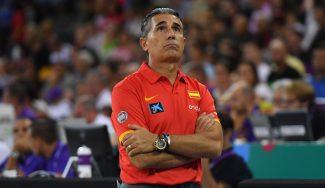Sergio Scariolo admite estar tranquilo por el próximo partido de España