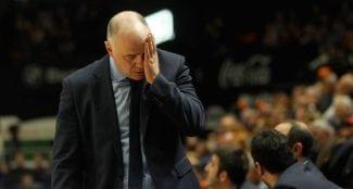 Pablo Laso: «El Panathinaikos ha merecido ganar desde los 10 primeros segundos»