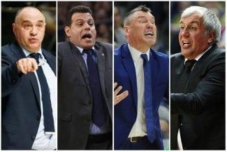 La conexión de Obradovic con los otros tres entrenadores de la Final Four