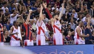 El Baskonia resiste al Barça y vuelve a una final de la ACB