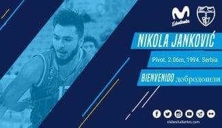 El Movistar Estudiantes ficha al pívot serbio Nikola Jankovic