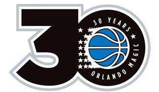 Las equipaciones conmemorativas de los Magic para su 30º aniversario